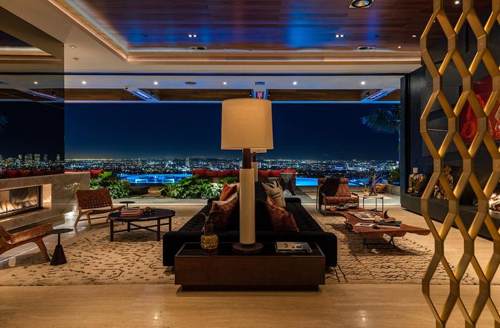 Ленни Кравиц оформил интерьеры в доме за $ 38 миллионов (фото 4)