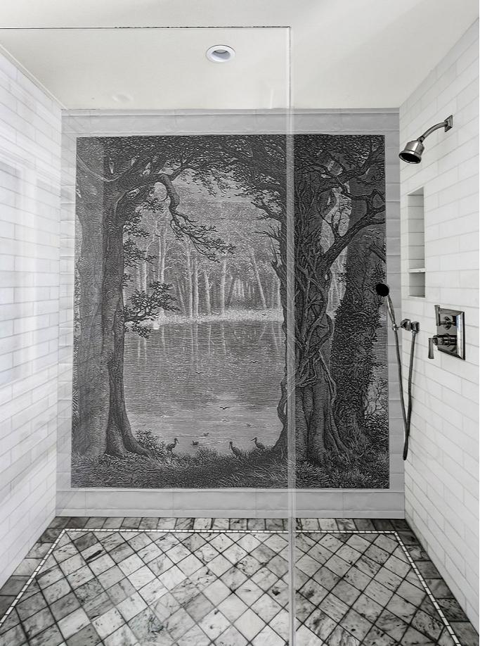 Обои для ванной (фото 4)