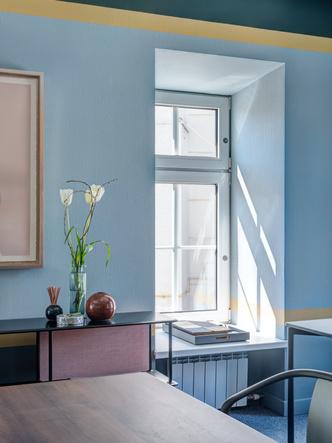 Новый офис 40 м² в старинном особняке (фото 5.1)