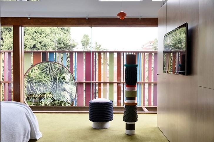 Красочный особняк в Мельбурне (фото 12)