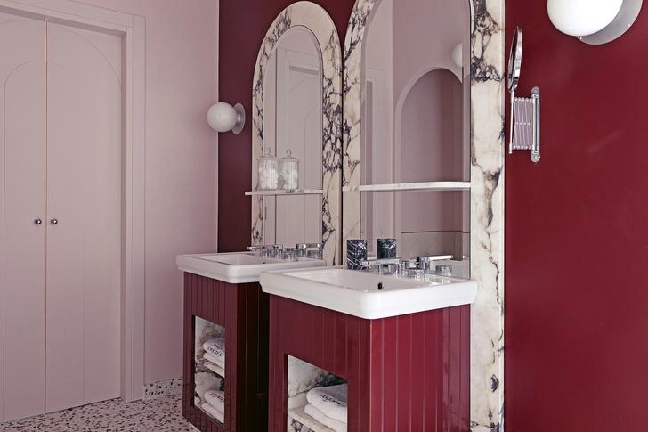 Новый отель по дизайну Доротеи Мейлихзон в Венеции (фото 12)