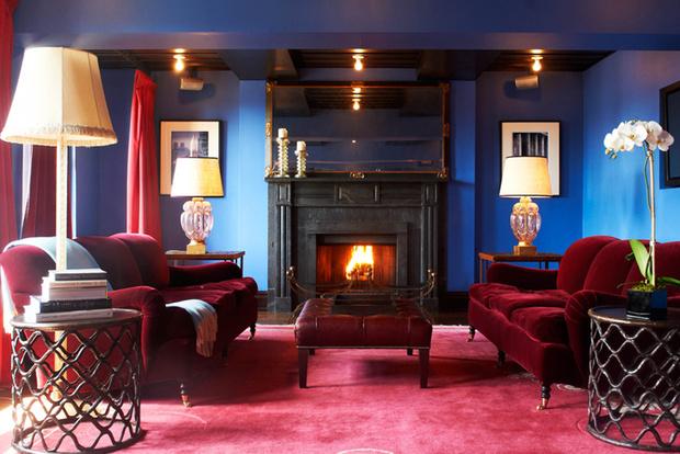 Сьют в Gramercy Park Hotel