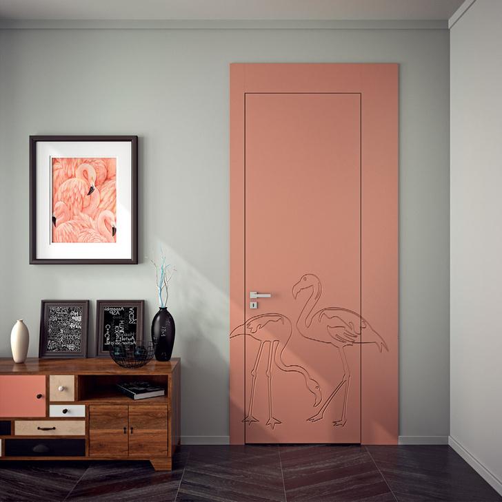 Все в дом! Двери, стеновые панели и фурнитура от русских дизайнеров (фото 5)
