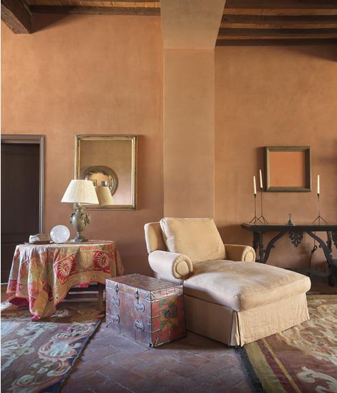 Дома звезд: вилла Стинга в Тоскане (фото 8.2)