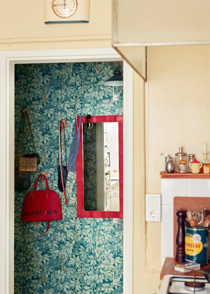 Креативная квартира стилиста и модели Урсулы Венгадер (фото 8)