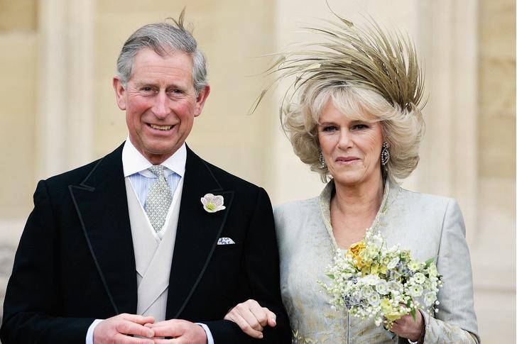 Свадьба принца Чарльза и Камиллы Паркер-Боулз фото