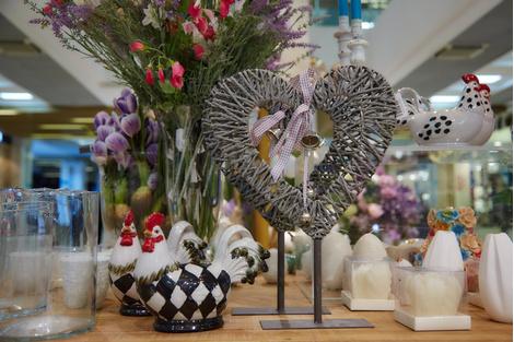 Весенний базар в «Галерее Неглинная» | галерея [1] фото [11]