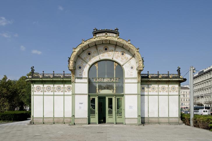 Отто Вагнер: 10 самых известных проектов великого архитектора (фото 17)