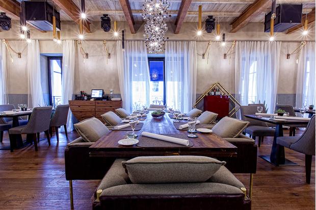итальянский ресторан Maritozzo фото 1