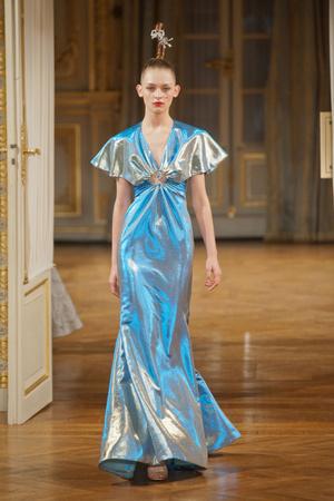 Показ Alexis Mabille коллекции сезона Осень-зима 2012-2013 года haute couture - www.elle.ru - Подиум - фото 403464