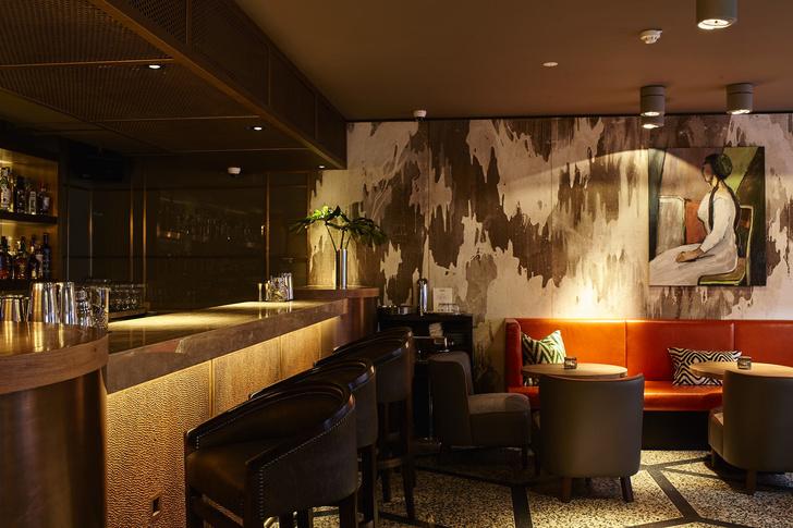 Ресторан OSH в Лондоне: проект Ирины Глик (фото 6)