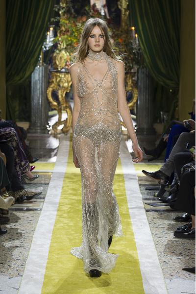 Самые красивые образы Недели моды в Милане   галерея [1] фото [32]