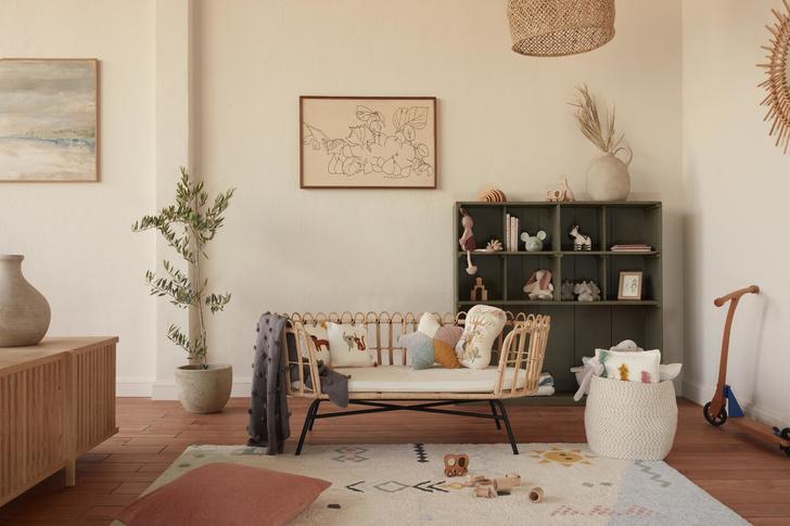 Новая коллекция для детской комнаты Zara Home (фото 2)