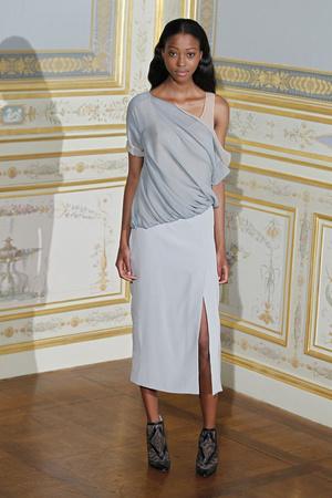 Показ Anne Valerie Hash коллекции сезона Осень-зима 2011-2012 года Haute couture - www.elle.ru - Подиум - фото 276942