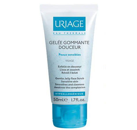Uriage Gentle Jelly Face Scrub