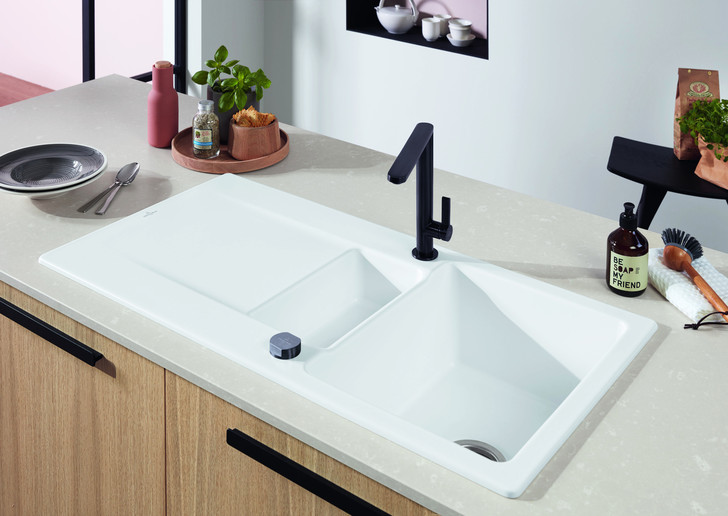 Мыть или не мыть? Какой должна быть раковина для кухни (фото 17)
