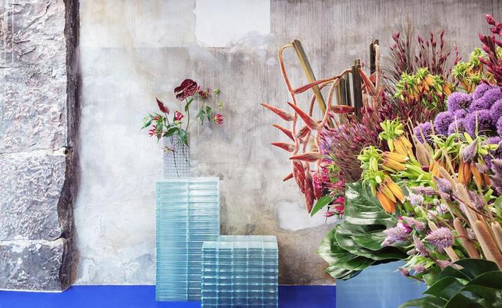 Цветочный магазин в Копенгагене (фото 3)