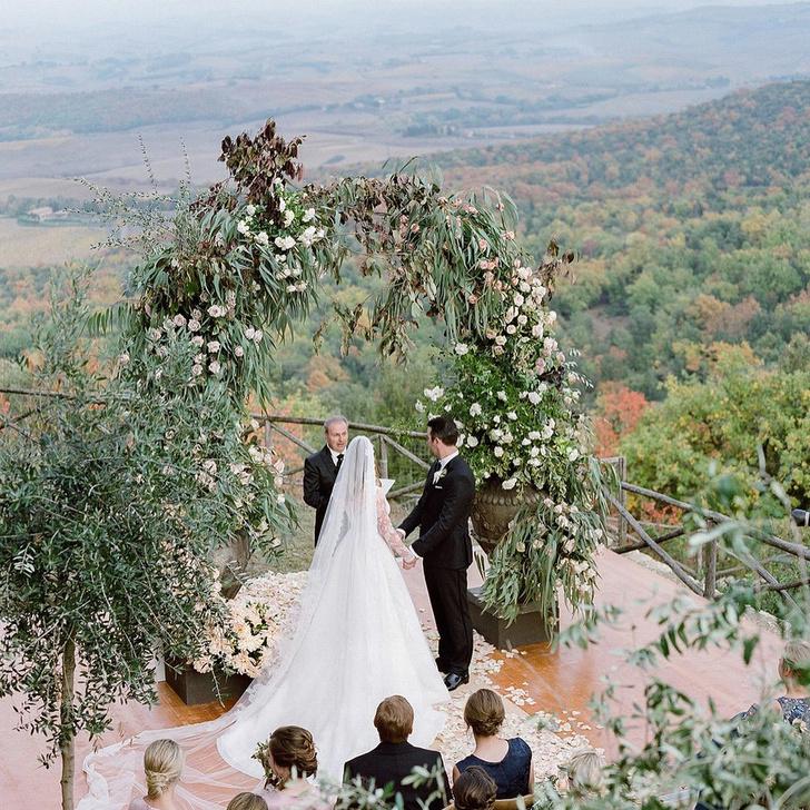 Кейт Аптон поделилась фотографиями со свадьбы фото [3]