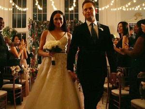 Как прошла свадьба Меган Маркл в сериале «Форс-мажоры» (фото 3)