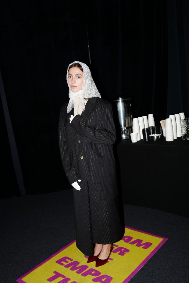 Walk of Shame впервые представил коллекцию на Неделе моды в Париже (фото 7)