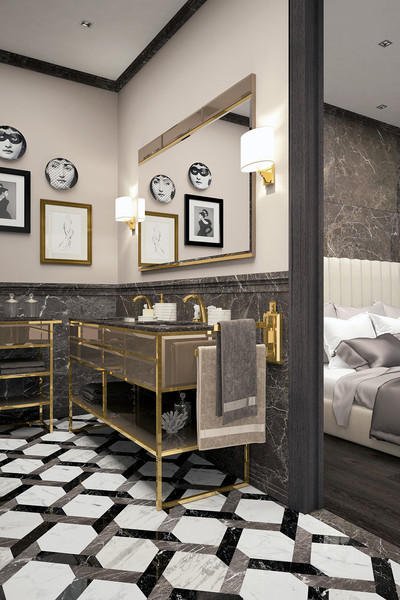 Новая коллекция мебели для ванной Academy от Oasis | галерея [1] фото [2]