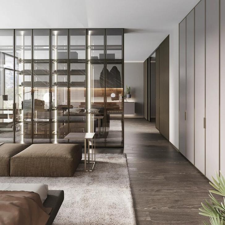 Идеальный баланс: выбираем двери и мебель в едином стиле (фото 18)