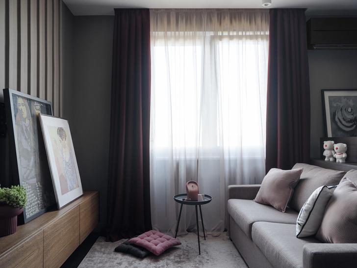 С чистого листа: квартира 45 м² на Озерной улице (фото 2)