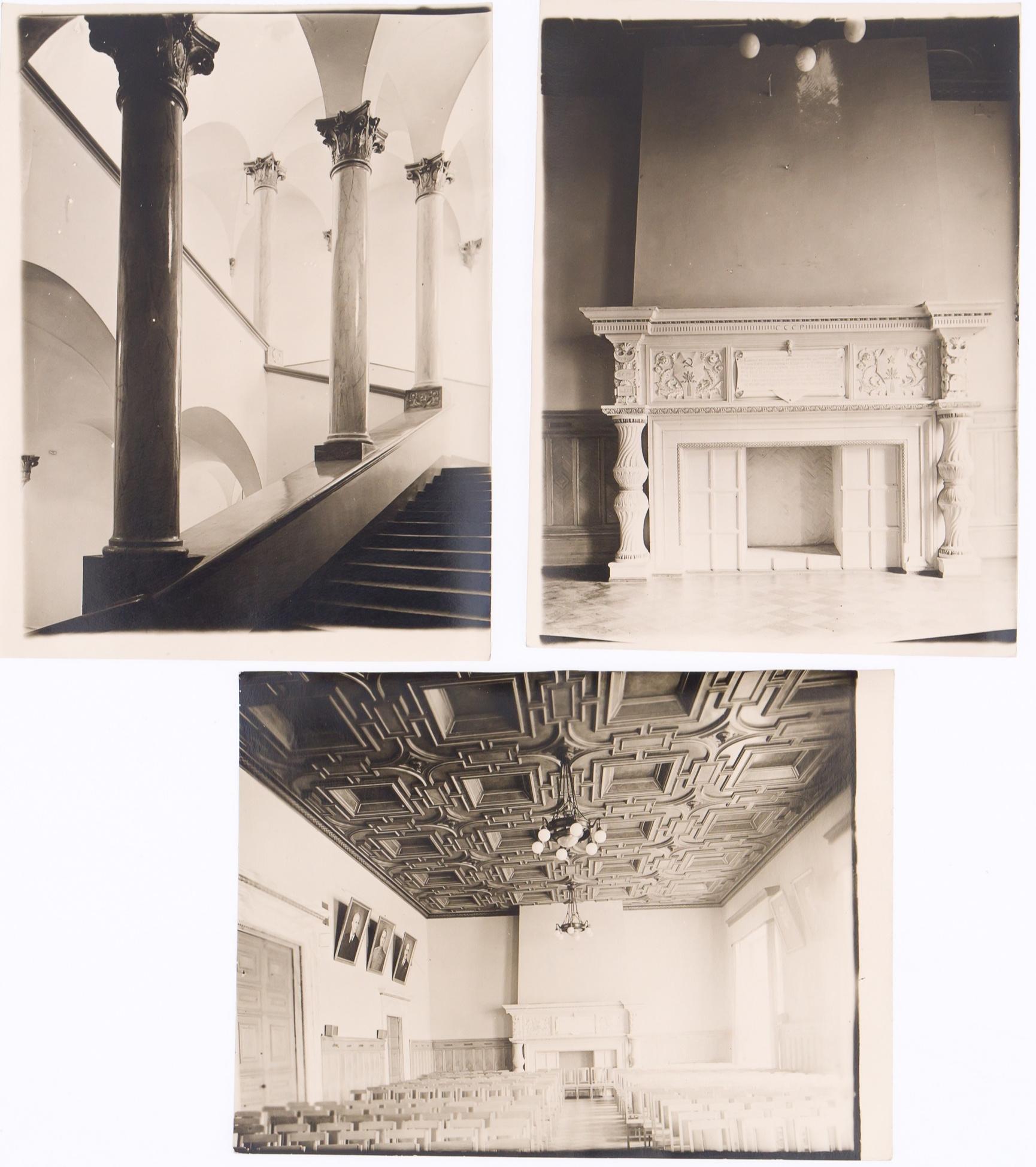 Уникальный архив архитектора Жолтовского выставят на аукцион (галерея 11, фото 4)