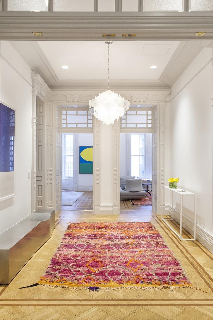 Манхэттенская квартира в доме XIX века (фото 9)