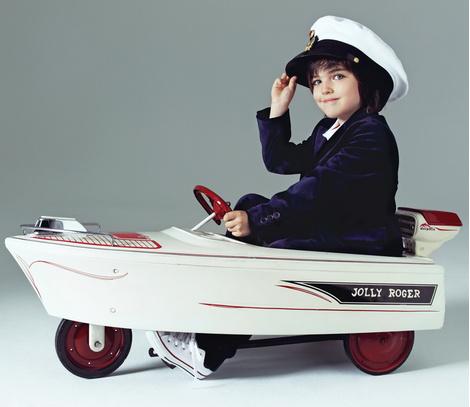 Детская мода: морская романтика