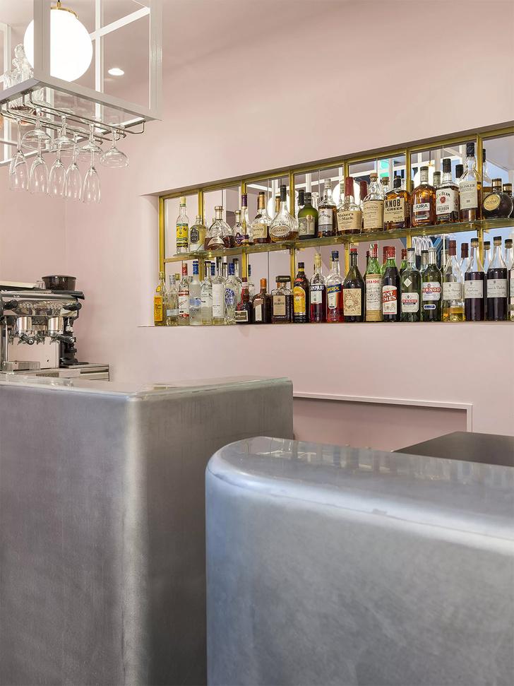 Шик и блеск: бар в стиле ар-деко (фото 8)