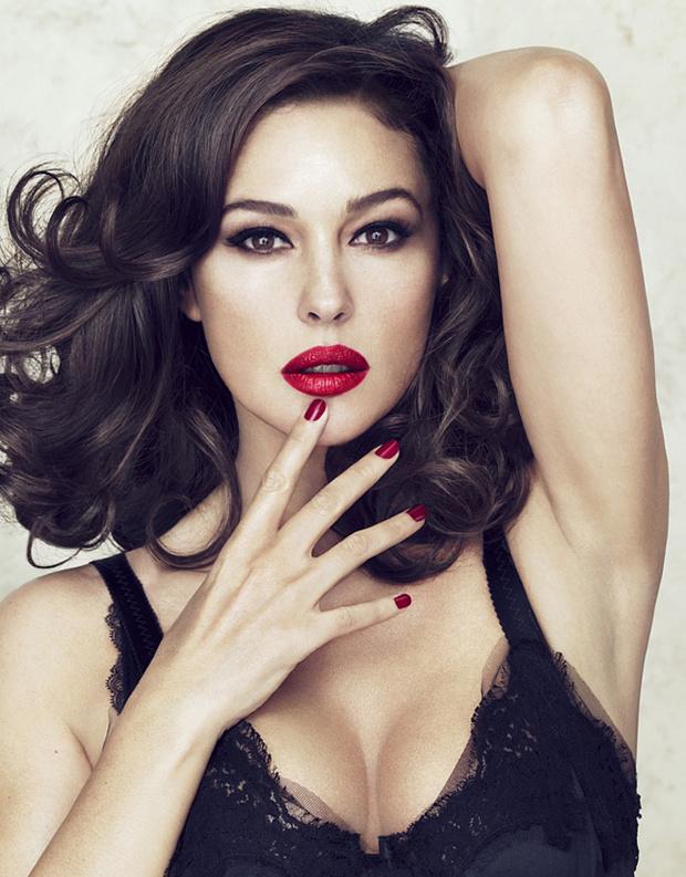 Моники Беллуччи в рекламной кампании Dolce&Gabbana