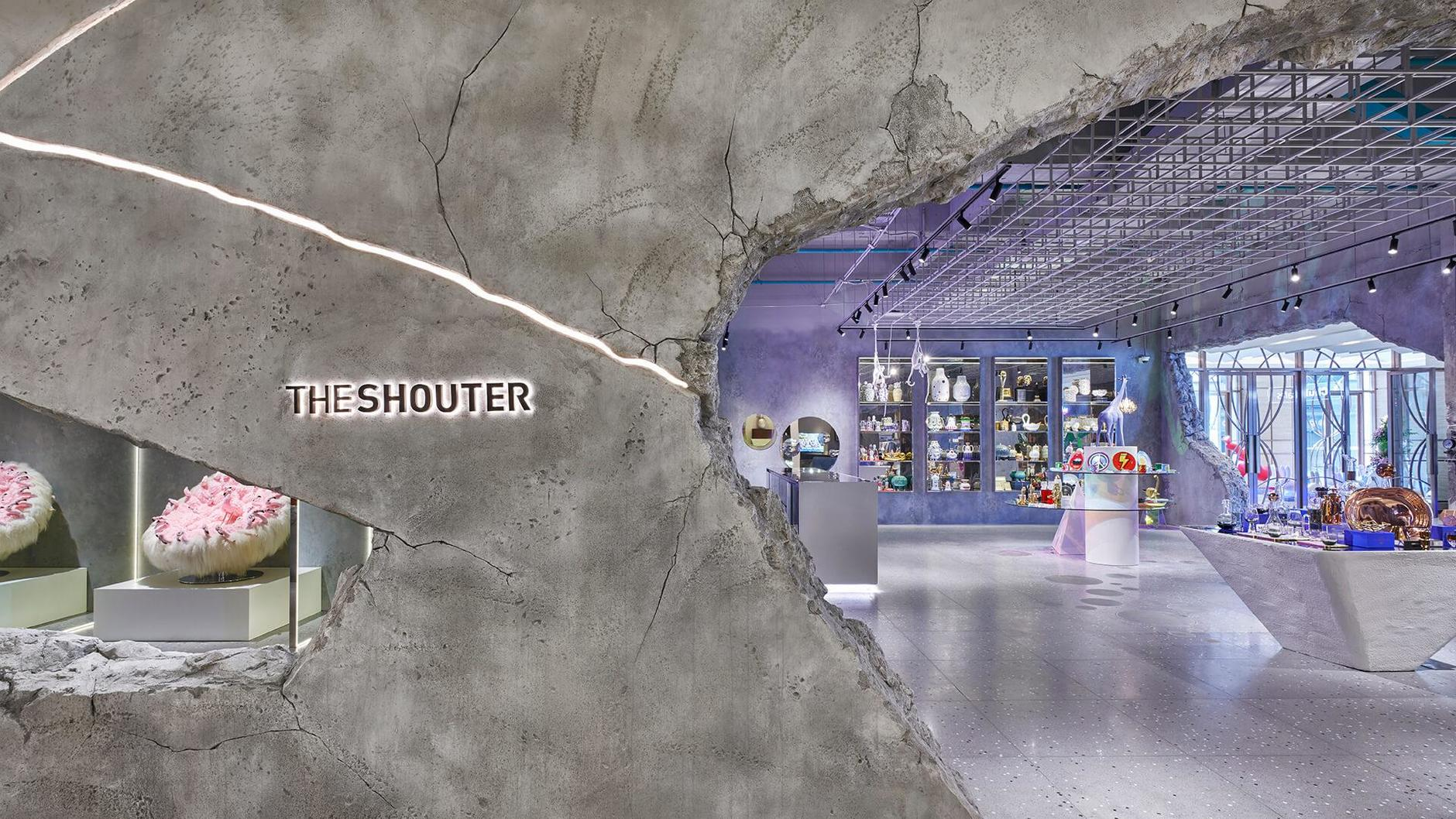 Индустриальный шик: дизан-бутик Shouter в Шанхае (галерея 13, фото 1)