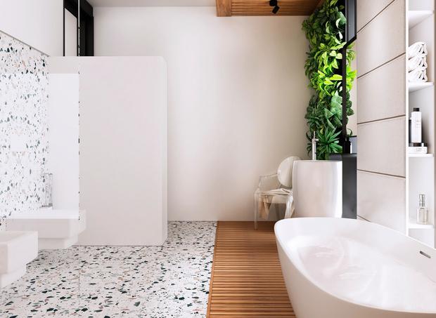 MosBuild: победители конкурса Bathroom Biennale (фото 16)