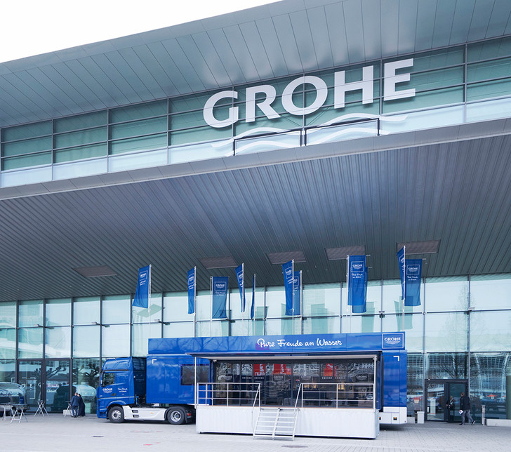 GROHE Truck Tour-2017
