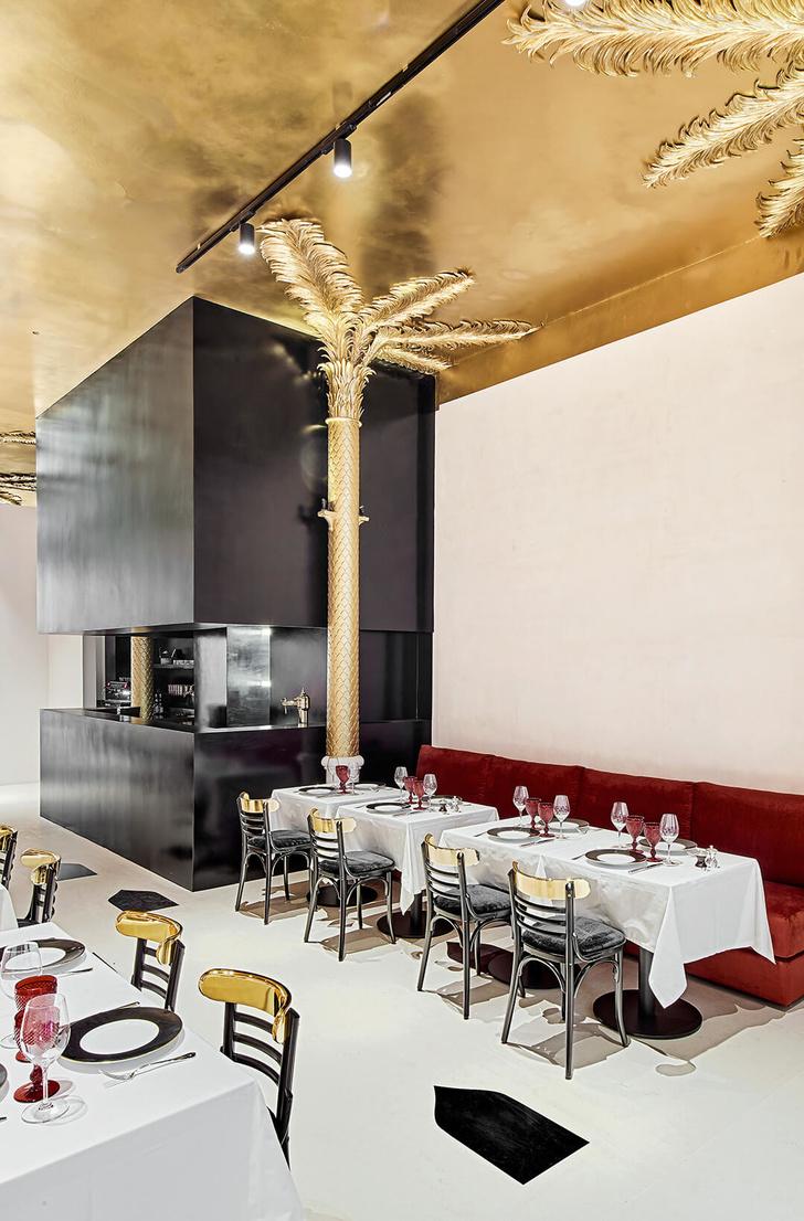 Белое золото: новое дизайн-пространство в Барселоне (фото 10)