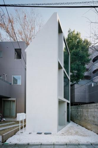 Тонкости архитектуры: японские микродома (фото 1.1)