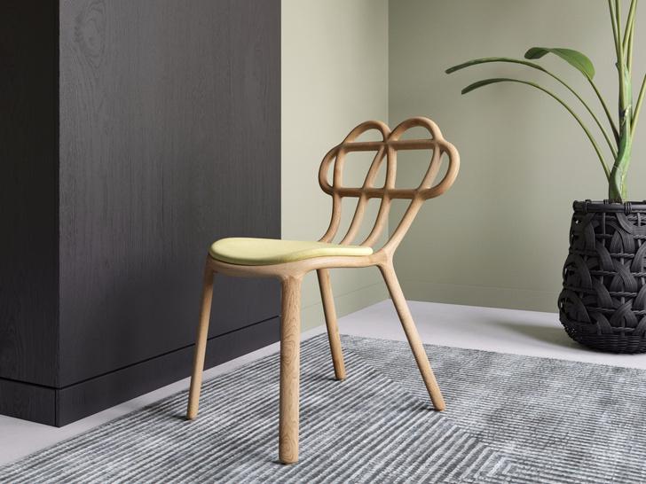 Ироничный стул от белорусских дизайнеров (фото 0)