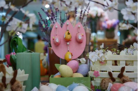 Весенний базар в «Галерее Неглинная» | галерея [1] фото [8]