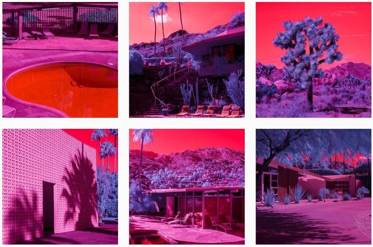 Инстаграм недели: цвет и свет Кейт Баллис (фото 16)
