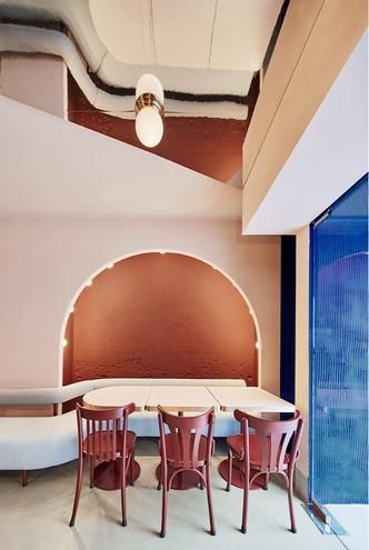Модный ресторан El Camerino в Валенсии (фото 7.1)