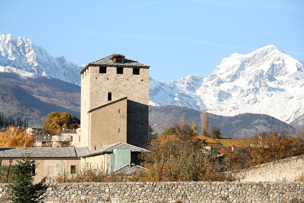 Итальянские Альпы: 10 главных достопримечательностей долины Аосты | галерея [1] фото [4]