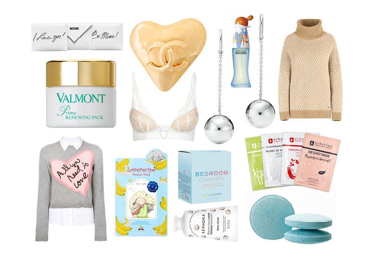 Идеи подарков для влюбленных ко Дню святого Валентина (фото 7)