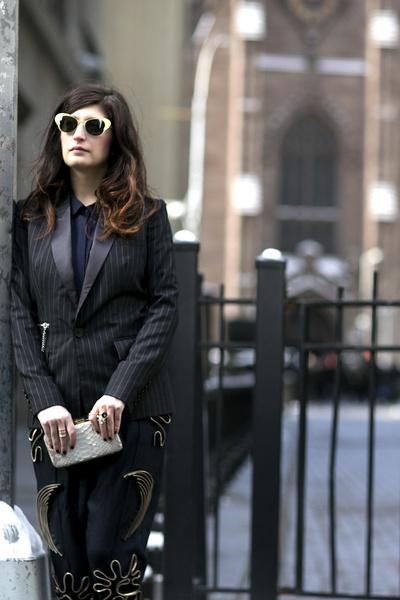 7 способов выглядеть как жительница Нью-Йорка | галерея [6] фото [3]