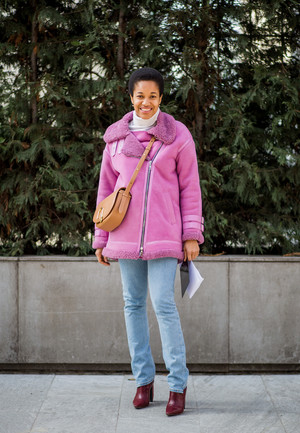 Как носить дубленку? 5 модных идей (фото 2.1)