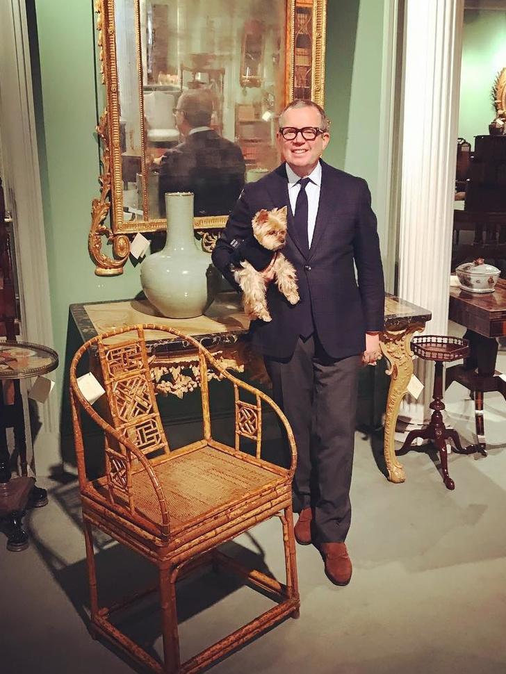 Известные дизайнеры и их собаки (фото 43)