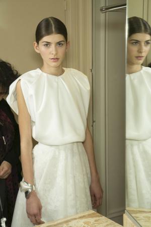 Показ Christophe Josse коллекции сезона Весна-лето 2013 года Haute couture - www.elle.ru - Подиум - фото 477822