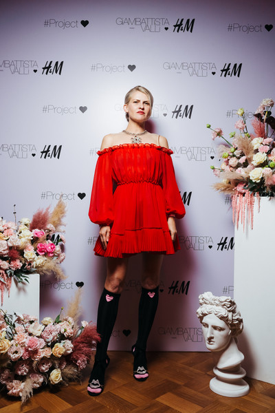 От Гудкова до супермоделей: вся светская Москва на вечеринке Giambattista Valli x H&M (галерея 5, фото 1)