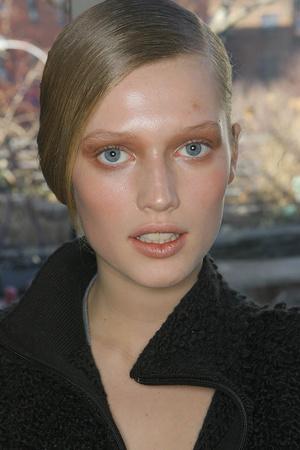 Показ Donna Karan коллекции сезона Осень-зима 2009-2010 года Prêt-à-porter - www.elle.ru - Подиум - фото 90083