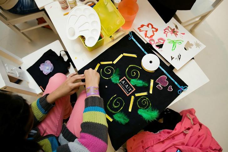 в длт санкт-петербурга пройдут детские мастер-классы